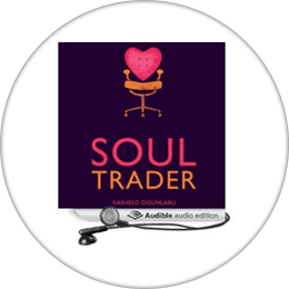 Audiobook / Soul Trader by Rasheed Ogunlaru