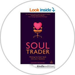 Kindle Book / Soul Trader by Rasheed Ogunlaru