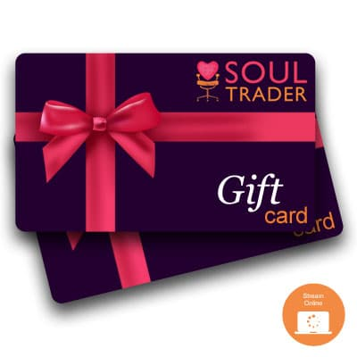 buy a gift voucher for the soul trader coach yourself streaming with
